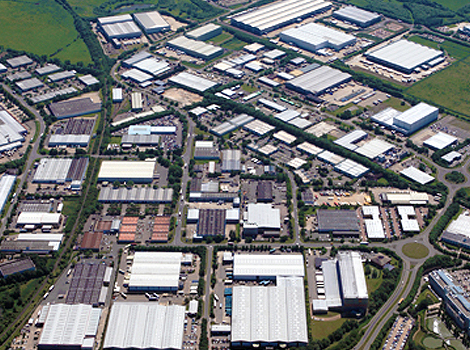 Working with - Brackmills Industrial Estate (BID), Northampton