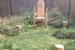 Kings Meadow School Sensory Garden